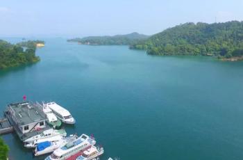 万绿湖旅游系列活动启动 推荐河源大美山水