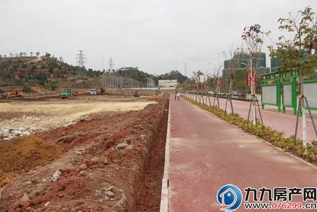 河源首个儿童公园开工建设 6月1日前将有部分项目开放