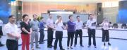 张丽萍到江东新区开展定点联系县(区)乡镇工作