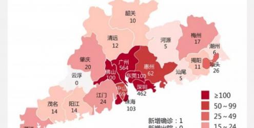 7月10日廣東新增境外輸入確診病例1例,來自菲律賓